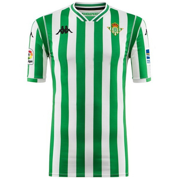 Maillot Real Betis Domicile 2018-19 Vert
