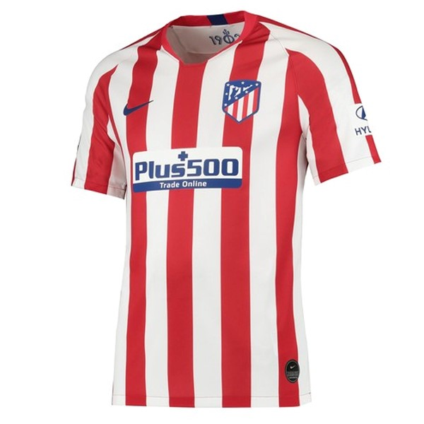 Maillot Atletico Madrid Domicile 2019-20 Rouge