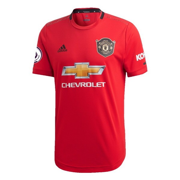 Maillot Manchester United Domicile 2019-20 Rouge