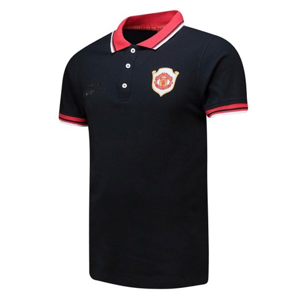Polo Manchester United 20th Noir