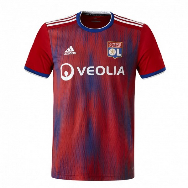 Maillot Lyon Third 2019-20 Rouge