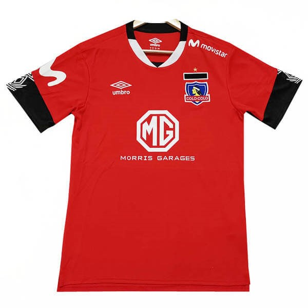 Maillot Colo Colo Third 2019-20 Rouge