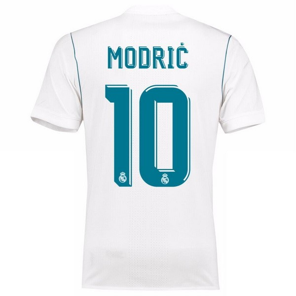 Maillot Real Madrid Domicile Modric 2017-18