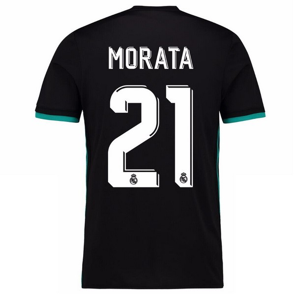 Maillot Real Madrid Exterieur Morata 2017-18