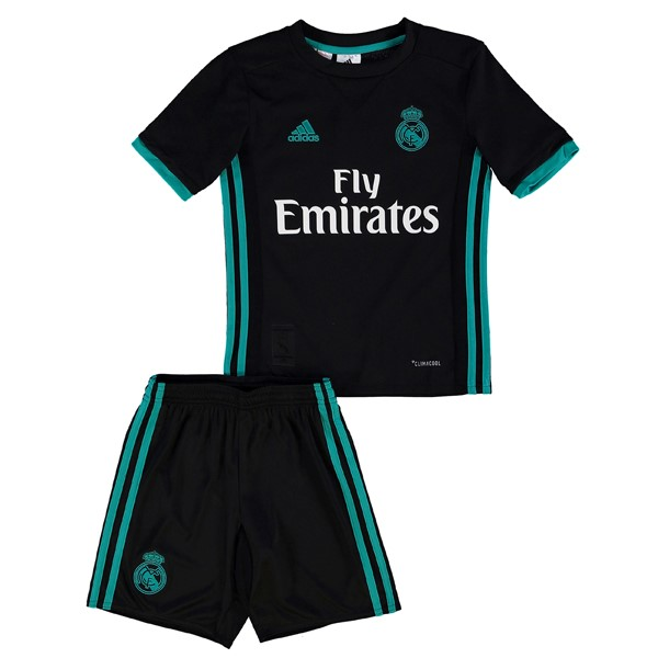 Maillot Real Madrid Enfant Exterieur 2017-18