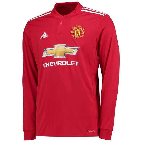 Maillot Manchester United Domicile ML 2017-18