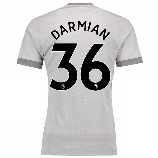 Maillot Manchester United Third Darmian 2017-18