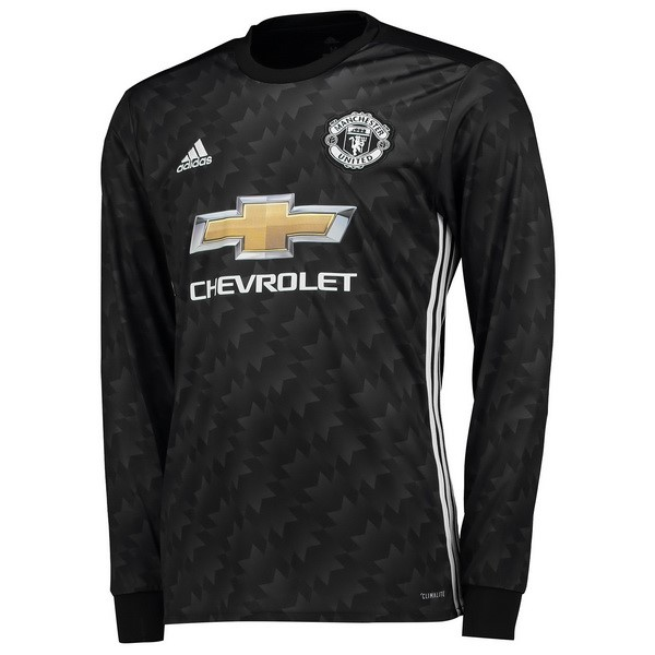 Maillot Manchester United Exterieur ML 2017-18