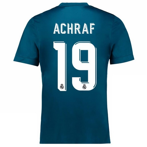 Maillot Real Madrid Third Achraf 2017-18