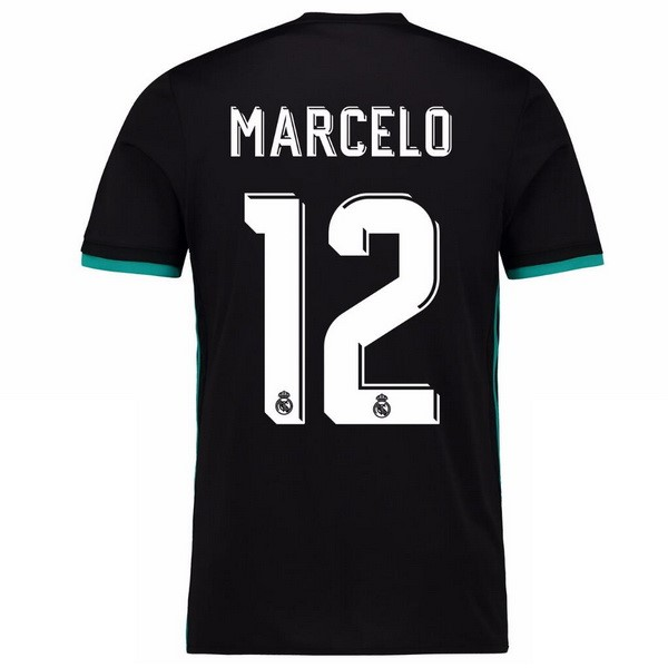 Maillot Real Madrid Exterieur Marcelo 2017-18