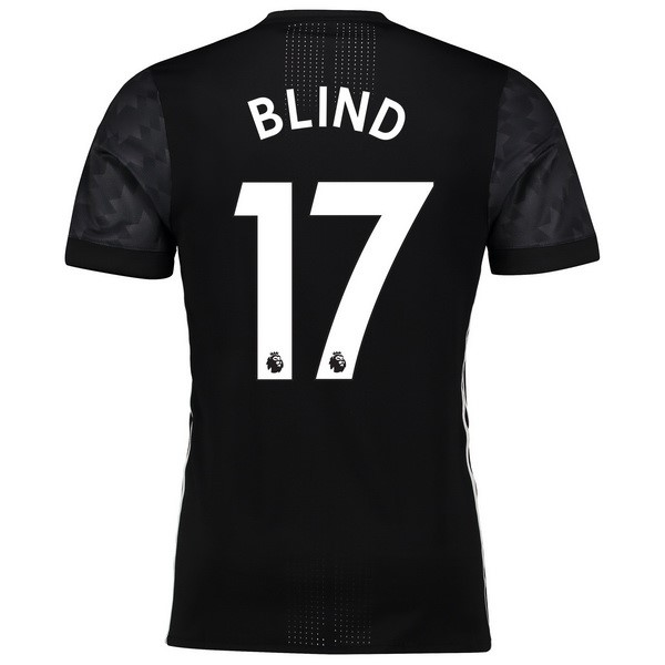 Maillot Manchester United Exterieur Blind 2017-18