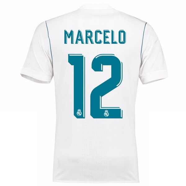 Maillot Real Madrid Domicile Marcelo 2017-18