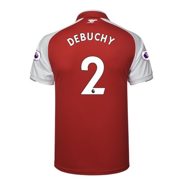 Maillot Arsenal Domicile Debuchy 2017-18