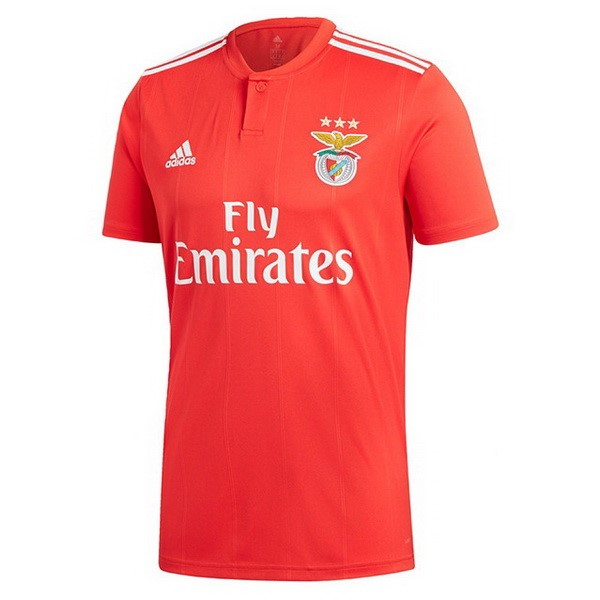Maillot Benfica Domicile 2018-19 Rouge