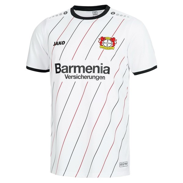 Maillot Leverkusen JAKO 30th UEFA CUP 2018-19 Blanc