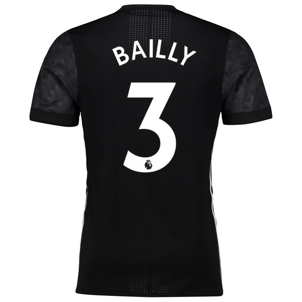 Maillot Manchester United Exterieur Bailly 2017-18