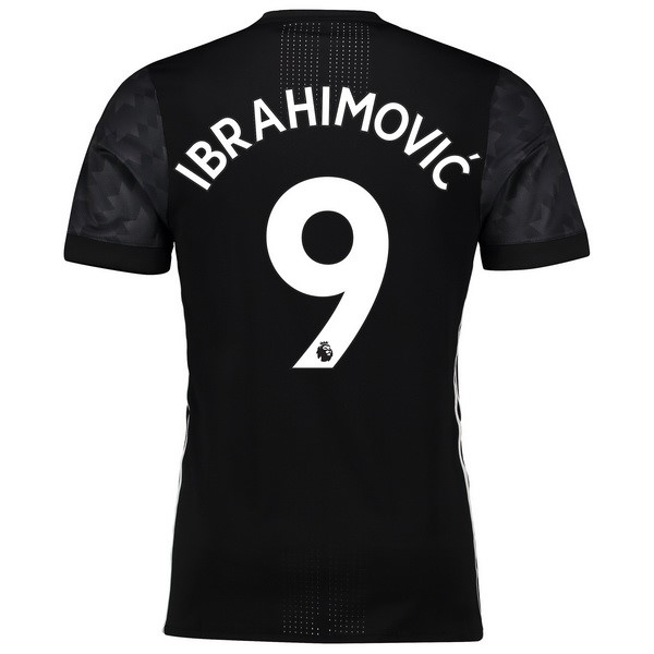 Maillot Manchester United Exterieur Ibrahimovic 2017-18
