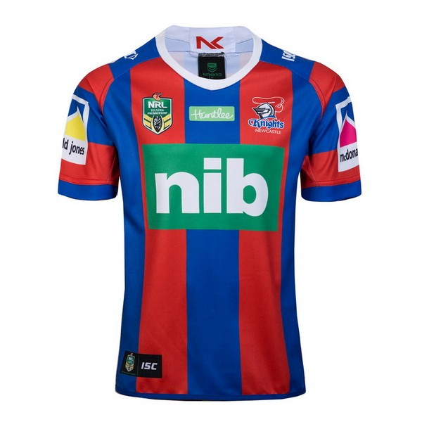 Maillot Newcastle Knights Domicile 2018 Rouge
