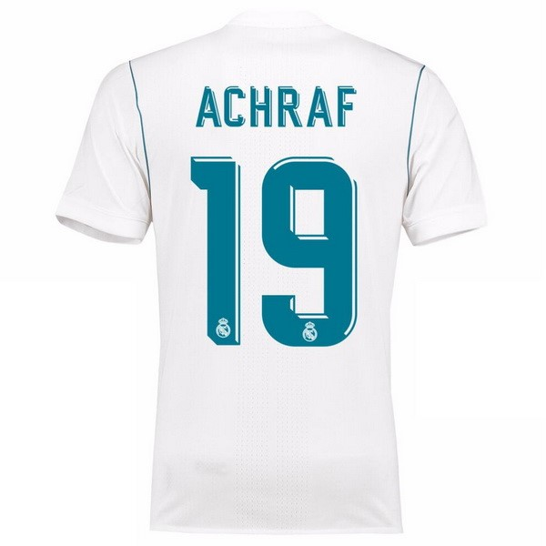 Maillot Real Madrid Domicile Achraf 2017-18