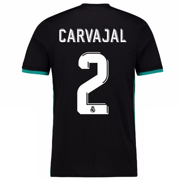 Maillot Real Madrid Exterieur Carvajal 2017-18